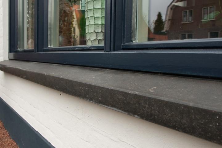 raam kozijn onderdorpel vervangen